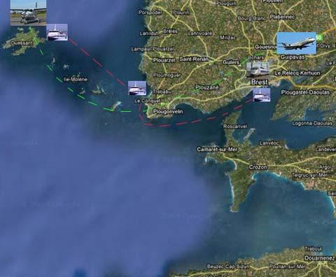 transports avion SNCF bateau - Ouessant 29242 chambres hôtes
